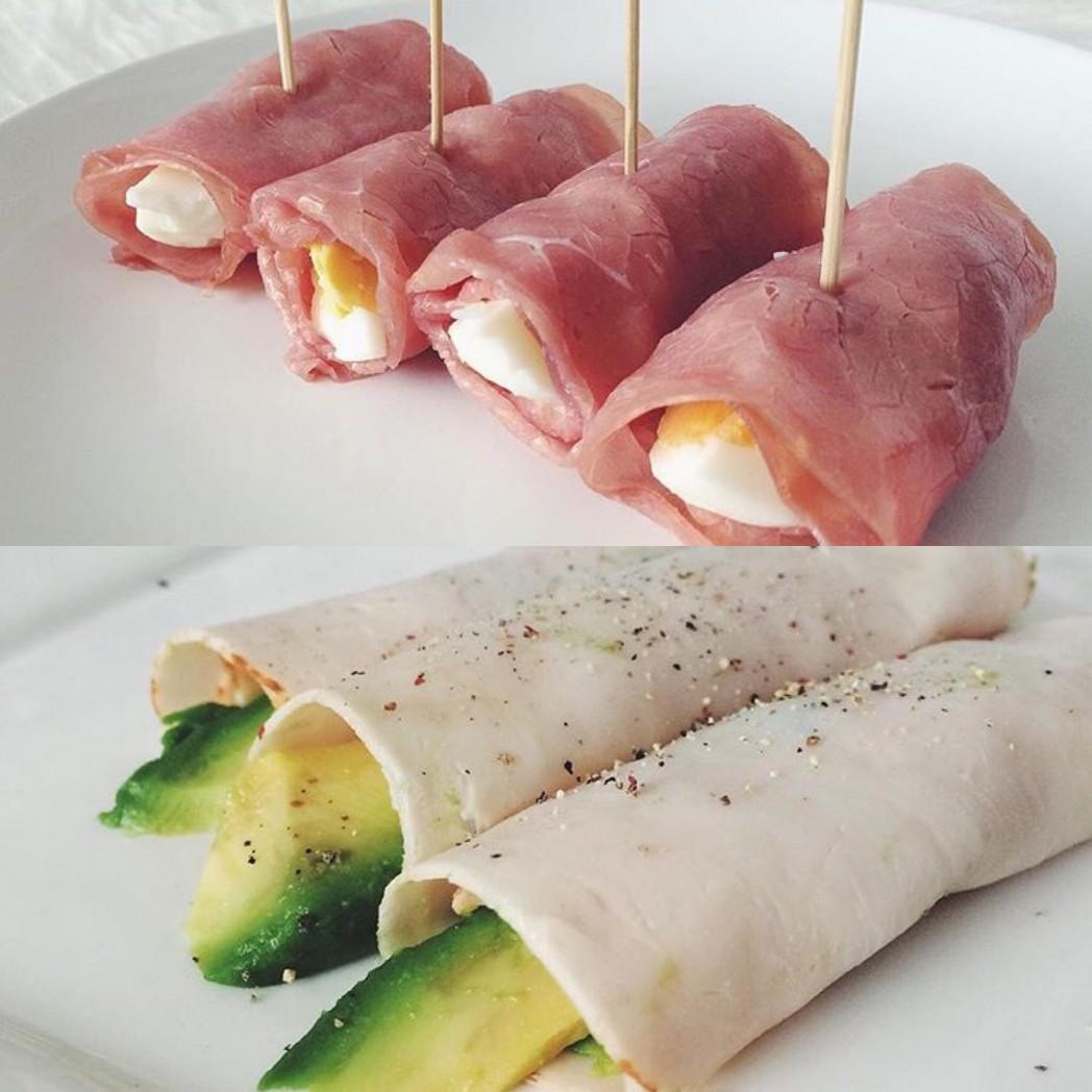 Recept: Healthy Party hapjes