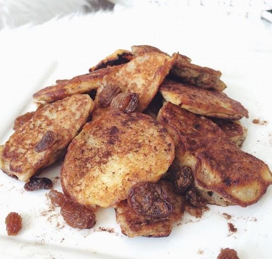 Recept: Appel Pannenkoekjes