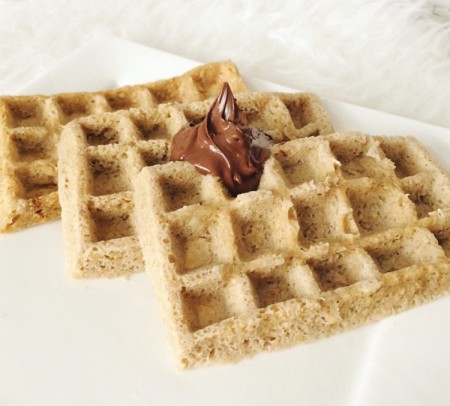 Recept: Wafels in 5 minuten