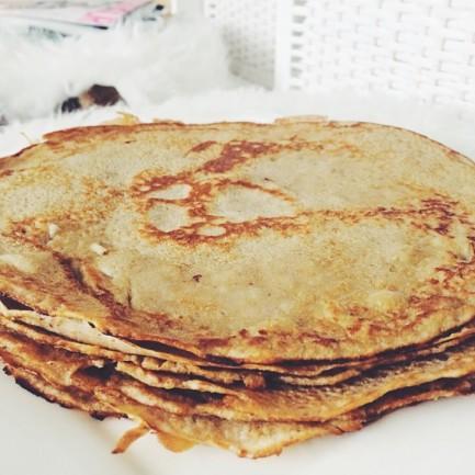 Recept: Healthy pannenkoeken