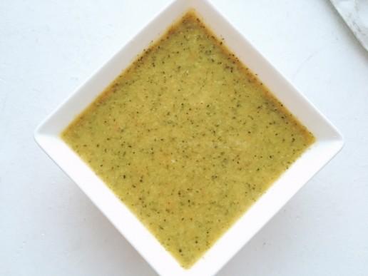 Recept: Broccoli soep