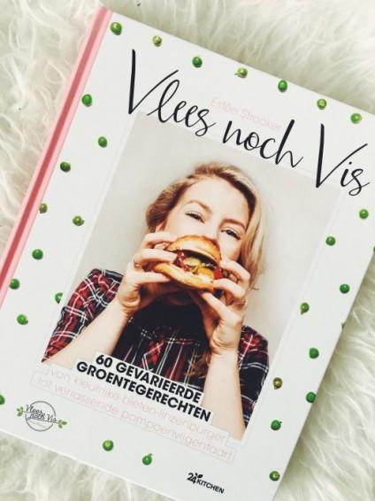 Kookboek: Vlees noch Vis van Estée Strooker