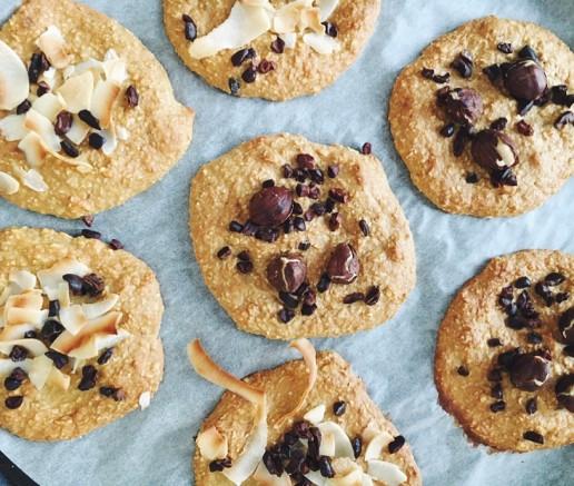 Recept: Havermout Cookies – 3 ingrediënten