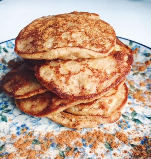 Recept: Appel kaneel Pancakes