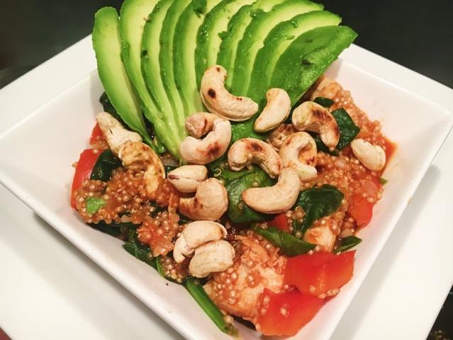 Recept: Quinoa met kip