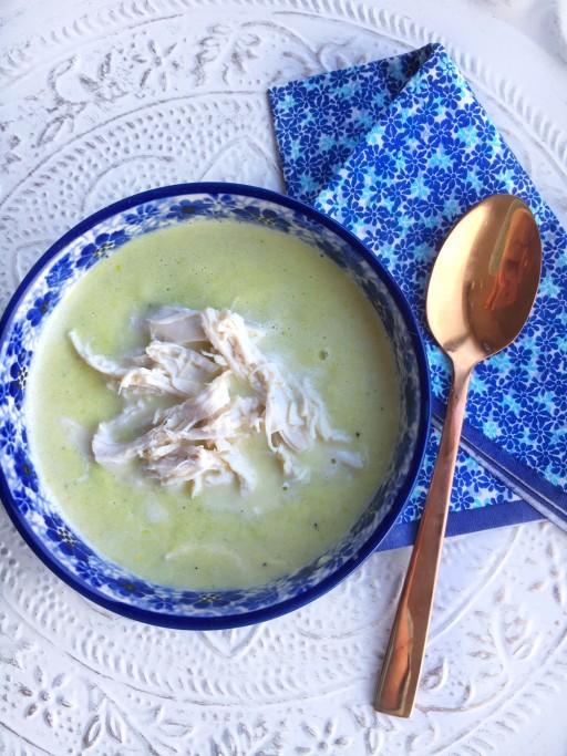 Recept: Romige prei soep